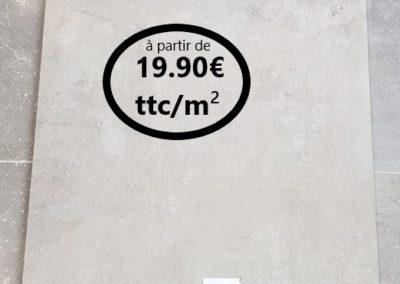 PLAZA DUKEL gris 60×60