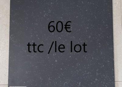 GEOLOGICA BLACK 45X45