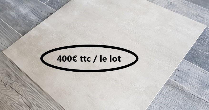 INDUSTRIAL ECRU 60X60