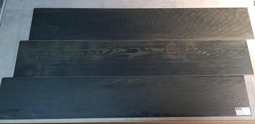 RUSTIC BLACK 20X120
