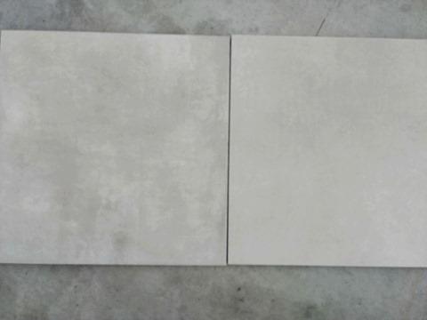 Effet béton beige 45x45x18mm