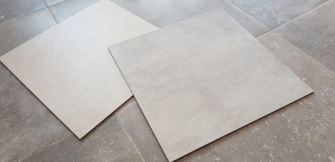 OFF WHITE / GREY 60X60