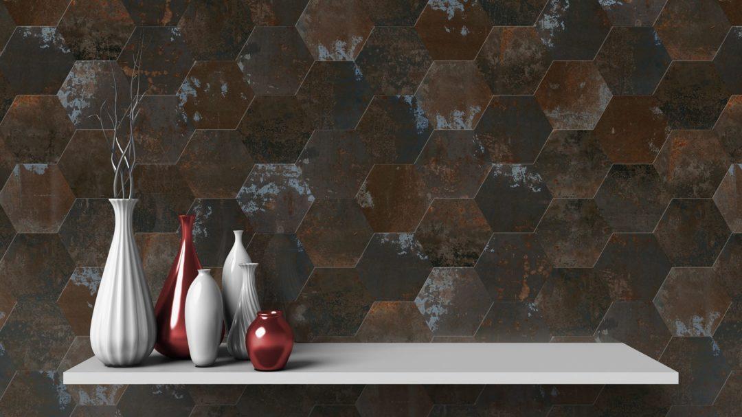 Polaris hexagonal 22×25
