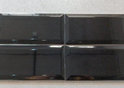 METRO BLACK BRILANT 10X20